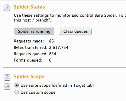 Burp Suite Tutorial - Spider Feature
