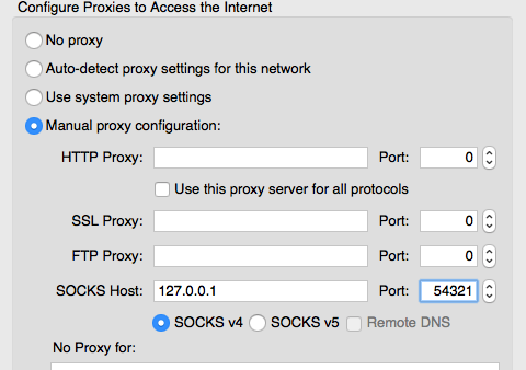 SOCKS Proxy - Pentest Geek Definition
