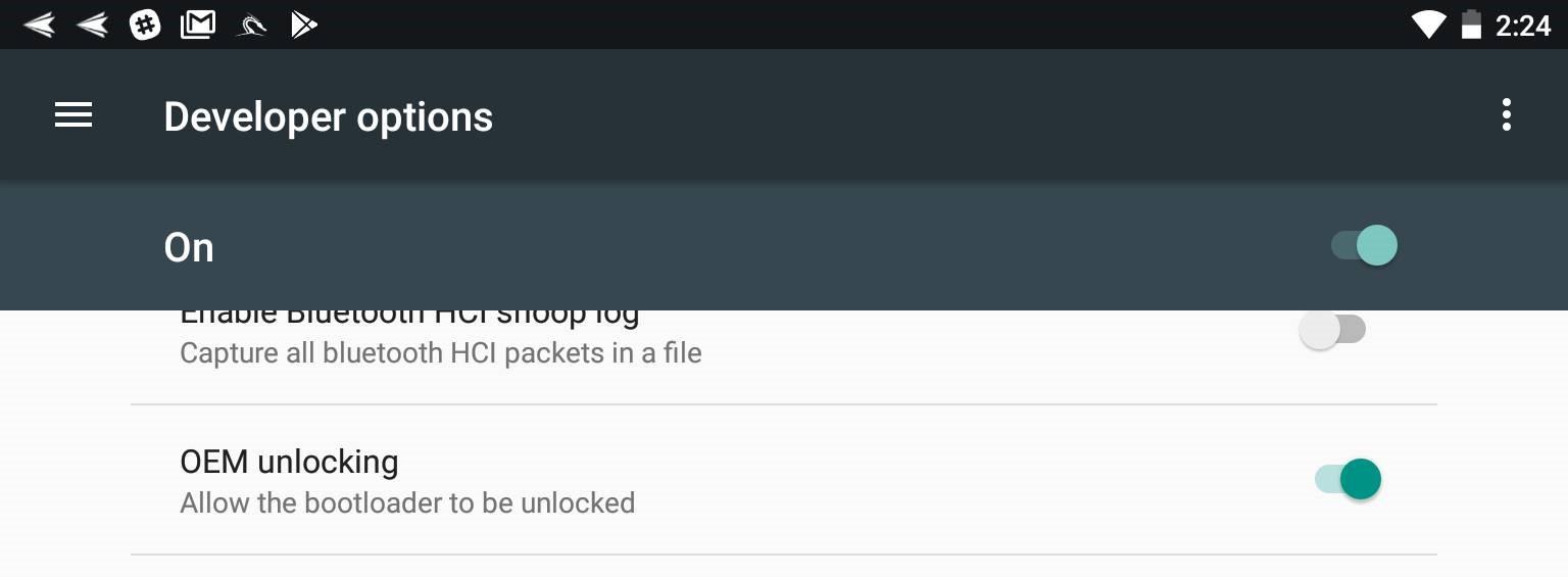 Installing Kali NetHunter on HTC Nexus 9 - Pentest Geek