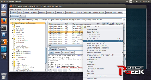 Burp Suite Tutorial - Web Application Penetration Testing