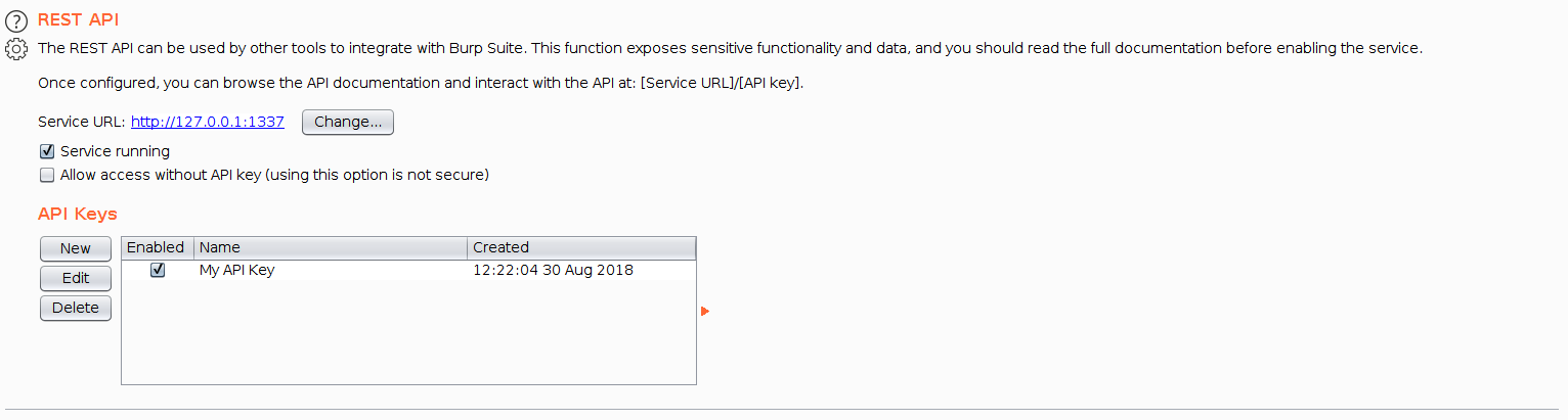 Playing With the New Burp Suite REST API - Pentest Geek
