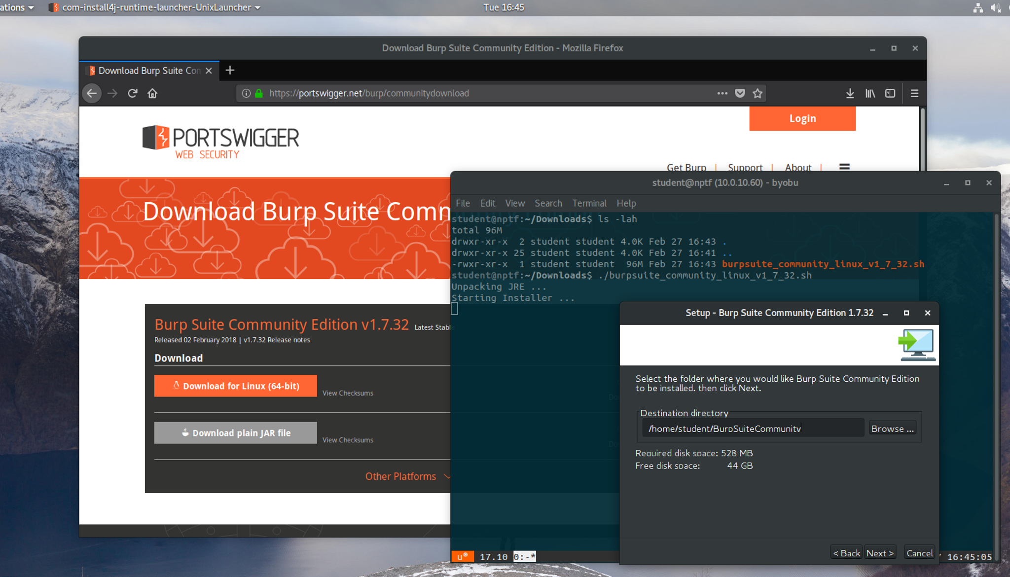 Attacking Web Applications With Burp Suite - Pentest Geek